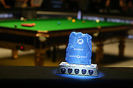 Betvictor Welsh Open snooker 2016, Final day at the Motorpoint Arena in Cardiff, South Wales on Sunday 21st  Feb 2016.  <br /> pic by Andrew Orchard, Andrew Orchard sports photography.