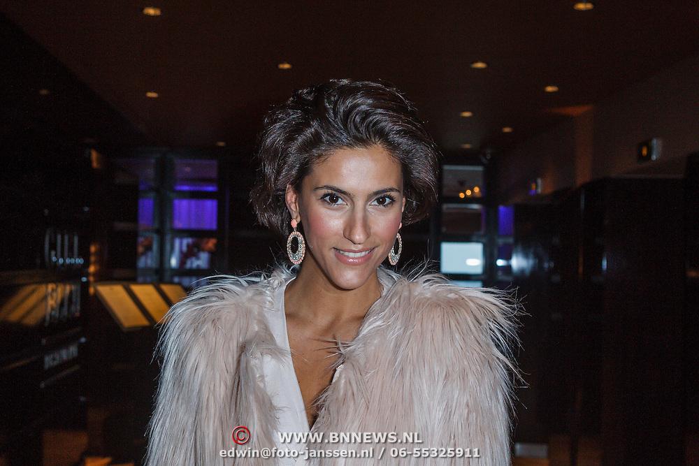 NLD/Amsterdam/20131101 - Lancering Danie Bles Style Guide 2013, Kristina Bozilovic