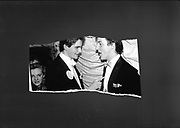 Tim Murphy and David Cameron, Valentine Ball. Oxford Union. 19Test strip from the Oxford Box