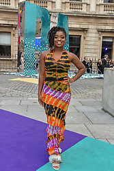 Clara Amfo at The Royal Academy of Arts Summer Exhibition Preview Party 2019, Burlington House, Piccadilly, London England. 04 June 2019.