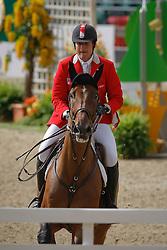 Etter Daniel (SUI) - Peu A Peu<br /> European Championship Jumping Windsor 2009<br /> © Hippo Foto - Dirk Caremans