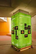 Registro de obra de la construcción del Biomuseo, Abril 2013.©Victoria Murillo/istmophoto.com