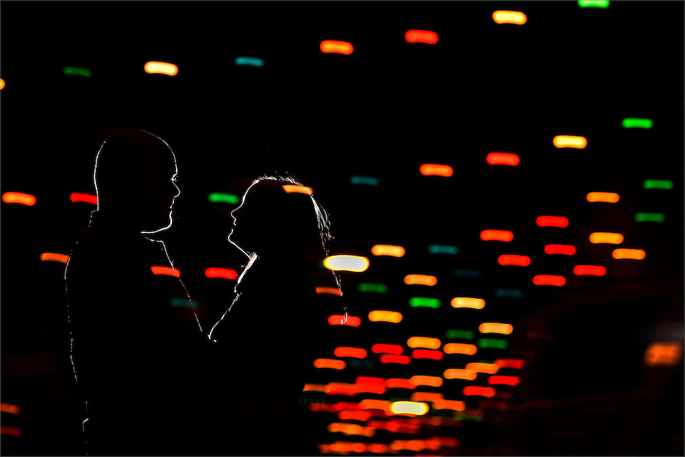 An engagement photo session in South Philly in Philadelphia, Pennsylvania.