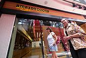 The new Amazon Books store