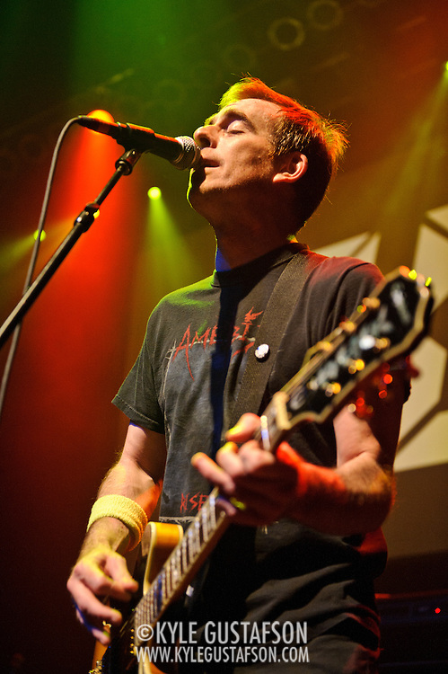 Washington, D.C. - May 31, 2010:  Ted Leo performs at the 30th Anniversary concert at the legendary 9:30 Club. (Photo by Kyle Gustafson/For The Washington Post)