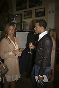 Saskia Boxford and Craig David, Summer Exhibition preview party. Royal Academy. Piccadilly. London. 7 June 2006. ONE TIME USE ONLY - DO NOT ARCHIVE  © Copyright Photograph by Dafydd Jones 66 Stockwell Park Rd. London SW9 0DA Tel 020 7733 0108 www.dafjones.com