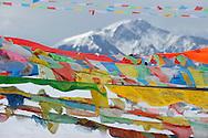 Yapaya Pass, Baima Snow mountain, Yunnan province, China