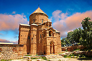 10th century Armenian Orthodox Cathedral of the Holy Cross on Akdamar Island, Lake Van Turkey 64 .<br /> <br /> If you prefer to buy from our ALAMY PHOTO LIBRARY  Collection visit : https://www.alamy.com/portfolio/paul-williams-funkystock/lakevanturkey.html<br /> <br /> Visit our TURKEY PHOTO COLLECTIONS for more photos to download or buy as wall art prints https://funkystock.photoshelter.com/gallery-collection/3f-Pictures-of-Turkey-Turkey-Photos-Images-Fotos/C0000U.hJWkZxAbg