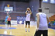 Sassari 19 Agosto 2012 - qualificazioni Eurobasket 2013 - Allenamento<br /> Nella Foto :  DANIELE CAVALIERO<br /> Foto Ciamillo/Castoria