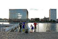Homeless world cup players.Copenhagen 2007