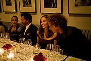 REMO RUFFINI; LETICIA GRENDENE; YVES BEHAR, Party hosted by Franca Sozzani and Remo Ruffini in honour of Bruce Weber to celebrate L'Uomo Vogue The Miami issuel by Bruce Weber. Casa Tua. James Avenue. Miami Beach. 5 December 2008 *** Local Caption *** -DO NOT ARCHIVE-© Copyright Photograph by Dafydd Jones. 248 Clapham Rd. London SW9 0PZ. Tel 0207 820 0771. www.dafjones.com.