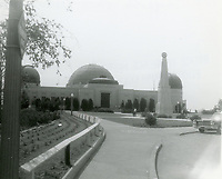 1964 Griffith Park Observatory