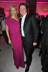 TANIA BRYER and ROD BARKER at the launch of Project PEP to benefit the Elton John Aids Foundation hosted by Tamara Mellon and Diana Jenkins in association with Jimmy Choo held at Selfridges, Oxford Street, London on 29th October 2009.