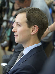 June 16, 2017 - Washington, District of Columbia, United States of America - Senior Advisor to the President Jared Kushner attends the first Meeting of the President's Commission on Combating Drug Addiction and the Opioid Crisis in the Eisenhower Executive Office Building in Washington, DC on Friday, June 16, 2017..Credit: Ron Sachs / CNP (Credit Image: © Ron Sachs/CNP via ZUMA Wire)