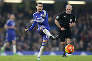 Pedro of Chelsea in action. Barclays Premier league match, Chelsea v Newcastle Utd at Stamford Bridge in London on Saturday 13th February 2016.<br /> pic by John Patrick Fletcher, Andrew Orchard sports photography.