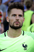 Uefa - World Cup Fifa Russia 2018 Qualifier / <br /> France National Team - Preview Set - <br /> Benoit Costil