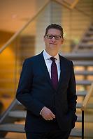 DEU, Deutschland, Germany, Berlin, 06.02.2017: Portrait Thorsten Schäfer-Gümbel, stellvertretender SPD-Vorsitzender.