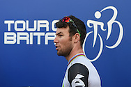 Mark Cavendish of Great Britain and Team Dimension Data during the Tour of Britain 2016 stage 8 , London, United Kingdom on 11 September 2016. Photo by Martin Cole.