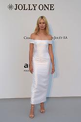Karolina Kurkova attending the 26th amfAR Gala held at Hotel du Cap-Eden-Roc during the 72nd Cannes Film Festival.