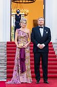 Koninklijk Paar brengt een Staatsbezoek Duitsland - Staatsbanket