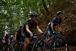 Trixi Worrack (GER) on the third lap at Boels Ladies Tour 2018 - Stage 2, a 137.9km road race in Nijmegen, Netherlands on August 29, 2018. Photo by Sean Robinson/velofocus.com