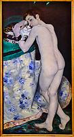 France, Paris (75), zone classée Patrimoine Mondial de l'UNESCO, Musée d'Orsay, Le Garçon au chat, Auguste Renoir // France, Paris, Orsay museum, Le Garçon au chat, Auguste Renoir