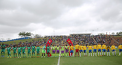 16092018AmaZulu  FC targeted an upset win over Mamelodi Sundowns when the teams meet at King Zwelithini Stadium on 16 September 2018<br /> Picture: Motshwrai Mofokeng/African News Agency (ANA)