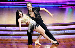 Lauren Steadman and AJ Pritchard pose for photographers during a photocall before the opening night of the Strictly Come Dancing Tour 2019 at the Arena Birmingham, in Birmingham. Picture date: Thursday January 17, 2019. Photo credit should read: Aaron Chown/PA Wire