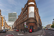 Folgate Street off Commercial Street during the coronavirus pandemic on the 4th May 2020 in London, United Kingdom.