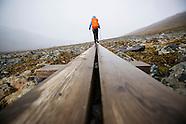 Kungsleden Trail - Sweden 2012
