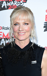 Joely Richardson at the Rakuten TV Empire Film Awards at the Roundhouse in London.