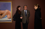 Bettina von Hase, Franco Zangrelli, Princess Rosaria of Bulgaria, George Condo opening of Religeous paintings, Spruth Magers and Lee,  Berkeley St. 12 October 2004. ONE TIME USE ONLY - DO NOT ARCHIVE  © Copyright Photograph by Dafydd Jones 66 Stockwell Park Rd. London SW9 0DA Tel 020 7733 0108 www.dafjones.com
