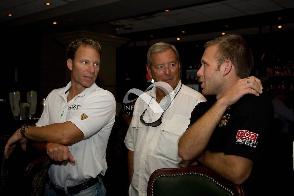 SEPTEMBER 30: An evening with Fuzzy Zoeller and Ed Carpenter at Ruth's Chris Steak House in Coral Gables, FL