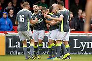 Altrincham FC 2-3 Stockport County FC 3.9.16