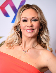 Kristina Rihanoff attending the TRIC Awards 2019 50th Birthday Celebration held at the Grosvenor House Hotel, London.