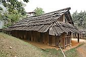Hmong House, Vietnamese Museum of Ethnology, Hanoi