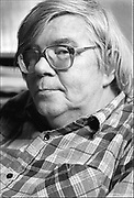 Nederland, Nijmegen, 1-10-1994Harry ter Balkt, Dichter, winnaar P.C. Hooft-prijs 2003FOTO: FLIP FRANSSEN/ HOLLANDSE HOOGTE