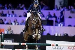 Kelinerova Anna, CZE, Giljandro van den Bosrand<br /> Jumping Indoor Maastricht 2016<br /> © Hippo Foto - Dirk Caremans<br /> 12/11/2016