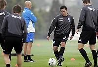 Fotball / Football<br /> Danmark / Denmark<br /> FC København / FC Copenhagen at La Manga - Spain<br /> 22.01.2007<br /> Foto: Morten Olsen, Digitalsport<br /> <br /> Niclas Jensen (3)
