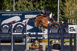 Mahieu Louis, BEL, Et Toc De Hus<br /> Belgian Championship 6 years old horses<br /> SenTower Park - Opglabbeek 2020<br /> © Hippo Foto - Dirk Caremans<br />  13/09/2020