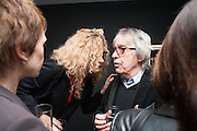 SUZANNE WYMAN; BILL WYMAN, BILL WYMAN - REWORKED' , Photographs by Bill Wyman and reworks by Gerald Scarfe, Pam Glew, Dale Marshall, Penny and James Mylne, Rook & Raven Gallery: 7-8 Rathbone Place, London. 26 February 2013