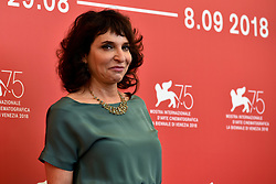 Jury photocall during the 75th Venice Film Festival. 29 Aug 2018 Pictured: Susanne Bier. Photo credit: M. Angeles Salvador/MEGA TheMegaAgency.com +1 888 505 6342