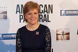 First Minister, Nicola Sturgeon attending the Edinburgh International Film Festival gala screening of American Pastoral, Directed and staring Ewan McGregor. Wednesday 2nd November 2016 (c) Brian Anderson   Edinburgh Elite media
