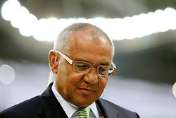 29.07.2011, Red Bull Arena, Leipzig, GER, DFB 1. Pokalrunde, RB Leipzig vs VFL Wolfsburg, im Bild.Trainer Felix Magath (Wolfsburg) .// during the Pokal fight first Round from GER, Leipzig vs VFL Wolfsburg on 2011/07/29, Red Bull Arena, Leipzig, Germany..EXPA Pictures © 2011, PhotoCredit: EXPA/ nph/  Hessland       ****** out of GER / CRO  / BEL ******