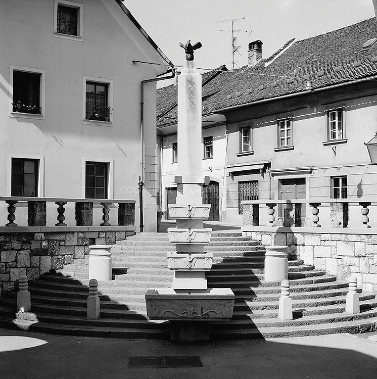 Rosary Stairs