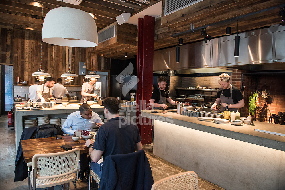 A general view of Nuala as part of the restaurant review.<br /> Picture by Daniel Hambury/@stellapicsltd 07813022858<br /> 19/01/2018