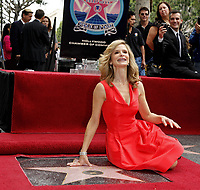 6/8/2009 Kyra Sedgwick at her Hollywood Walk of Fame ceremony