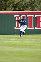 15 February 2007: Dave Brumagin. Indiana State Sycamores gave up the first game of the double-header by a score of 16-6 to the Illinois State Redbirds at Redbird Field on the campus of Illinois State University in Normal Illinois.