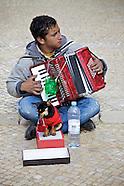People of Lisbon Portugal