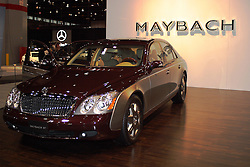 Maybach limosene
